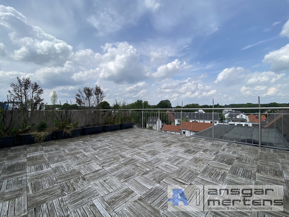 Dachterrasse ca. 32 m²