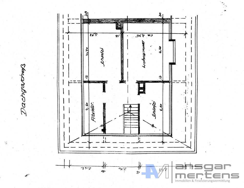 Grundrisse Dachgeschoss