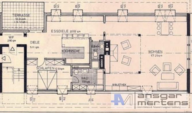Dachgeschoss 112,18 m²