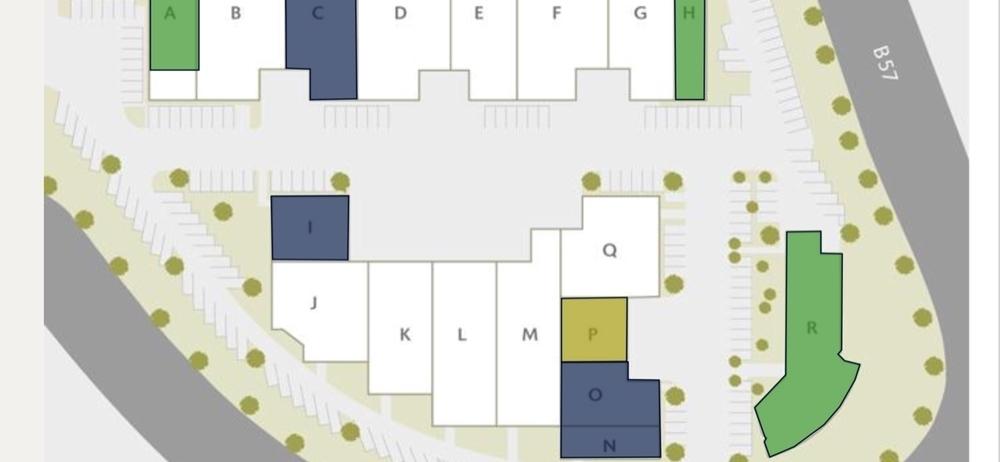 Lageplan - Gebäudeübersicht