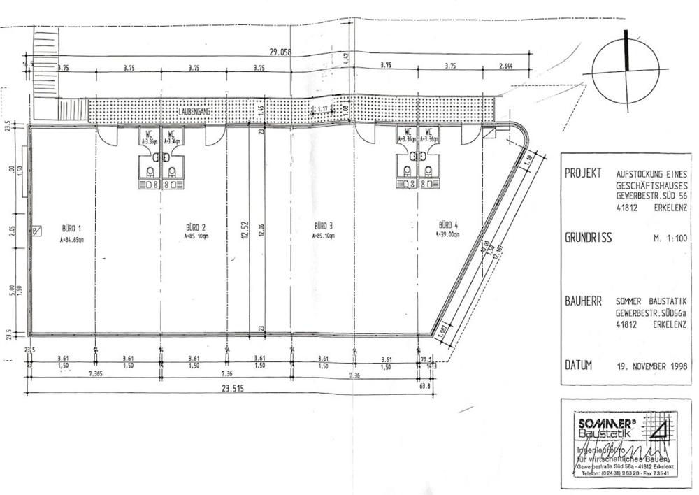 Grundriss 2. Obergeschoss - Ursprung