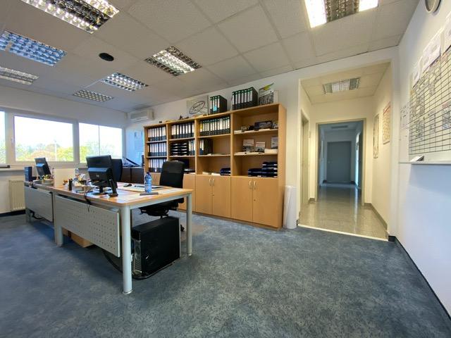 Offenes Büro 2. Obergeschoss